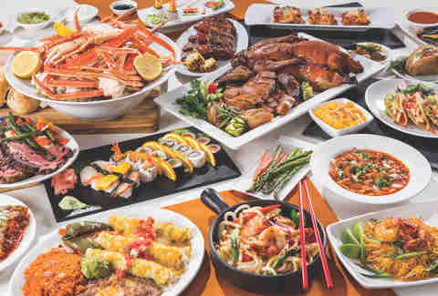 best buffets in las vegas for seafood thrillist rh thrillist com best seafood las vegas strip buffet best las vegas seafood buffet 2018