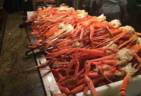 best buffets in las vegas for seafood thrillist rh thrillist com buffet with crab legs near dublin ga buffet with crab legs las vegas