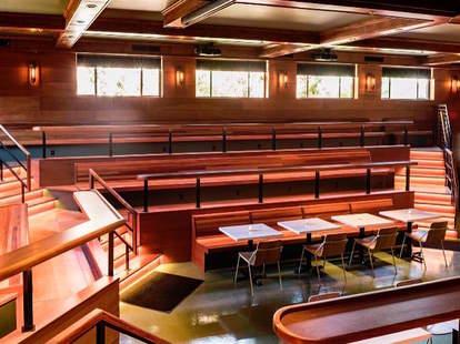 Century sports bar interior