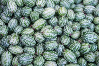 watermelons santa monica farmers market