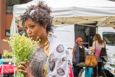 chamomile santa monica farmers market