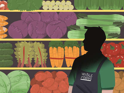 Whole Foods manager