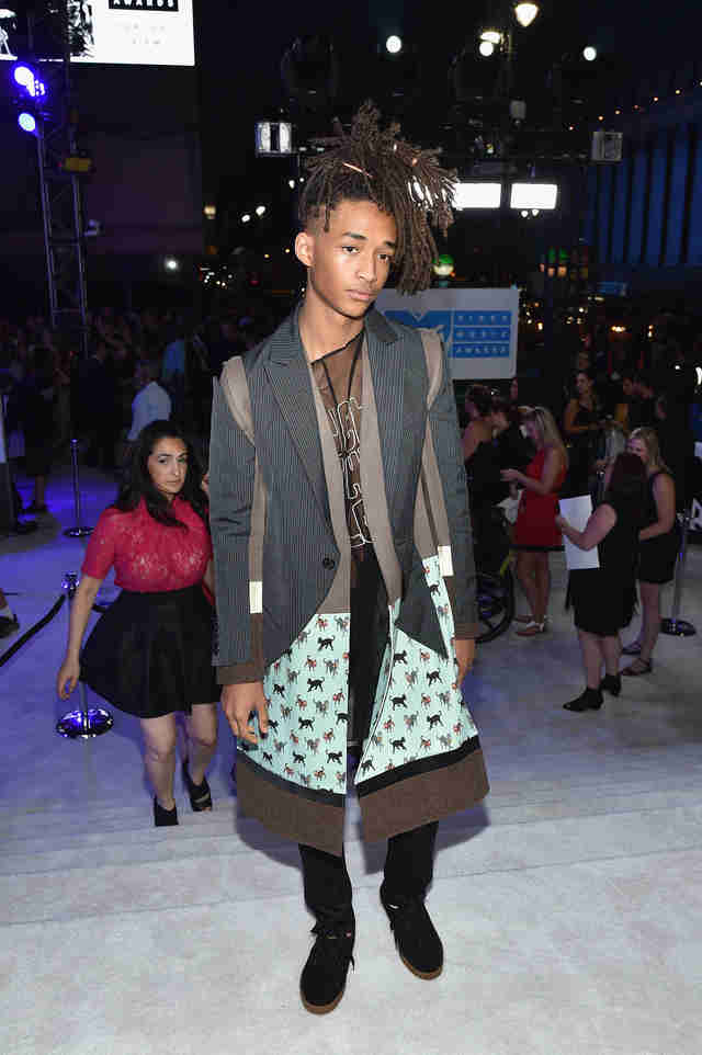 Jaden Smith MTV VMAs