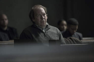 Bill Camp, Detective Box, The Night Of