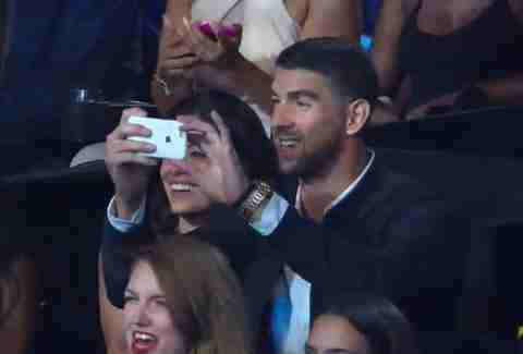 Michael Phelps MTV VMA