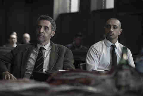 John Turturro, Riz Ahmed, The Night Of