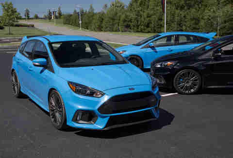 2017 Focus RS First Drive
