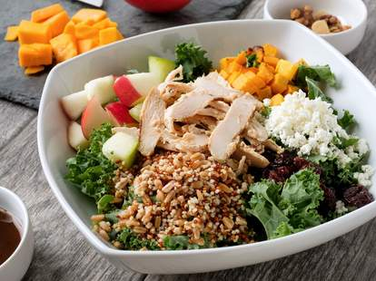 chick-fil-a quinoa bowl