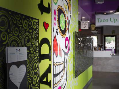 mad taco interior college station
