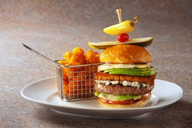 Relish burger