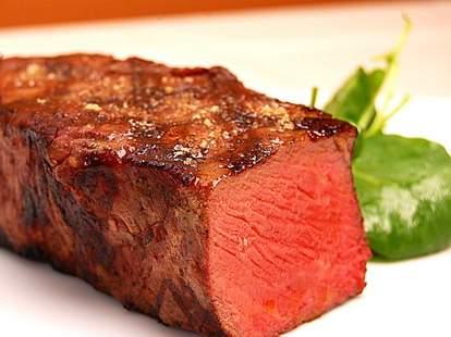 Republic Steakhouse steak