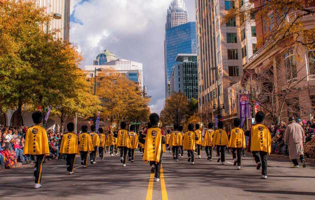 Everything You Must Do in Charlotte This Fall
