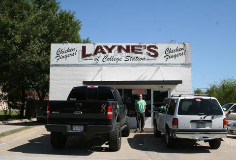 layne's exterior college station