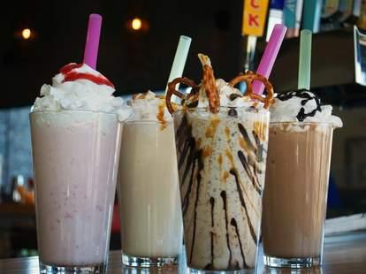 Grub Burger Bar shakes