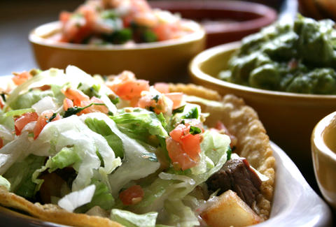 tacos from fuego tortilla grill college station