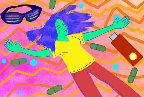 Best Legal Drugs, Ways to Get High: Kratom, Sensory Deprivation