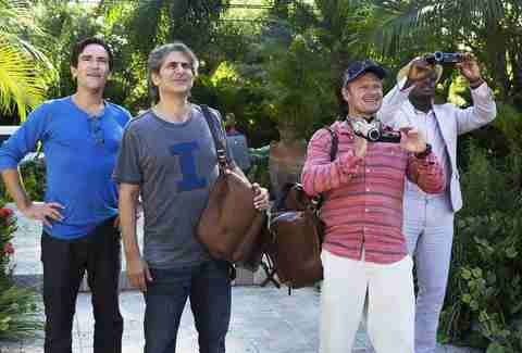mad dogs amazon prime michael imperioli steve zahn romany malco
