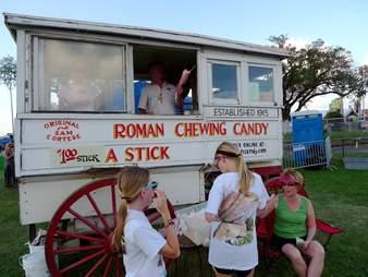 roman candy