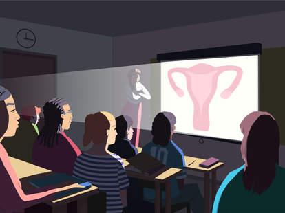 teaching orgasms