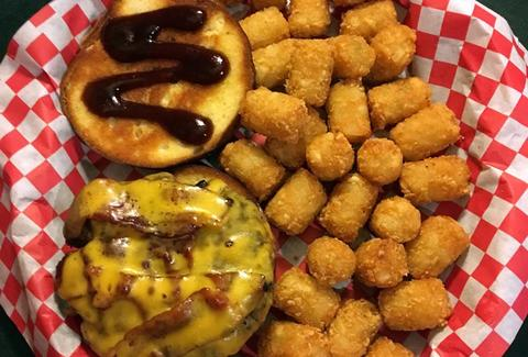 Great burgers and best trivia nights in Detroit at Basement Burger Bar Farmington Hills