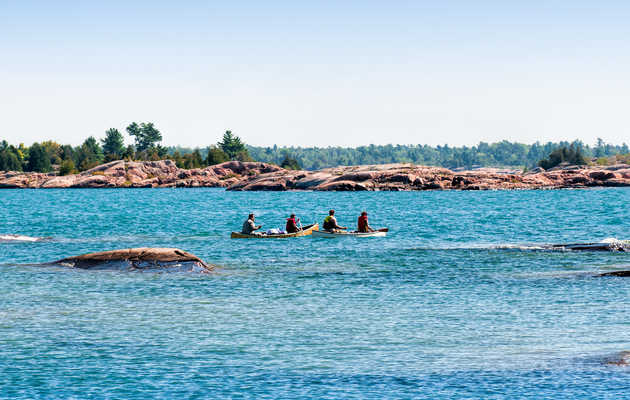 Escape the Beach Crowds at the Best Lakes Within Driving Distance of Toronto