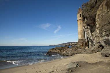 Victoria beach tower