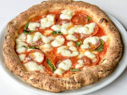 forno rossa chicago pizza