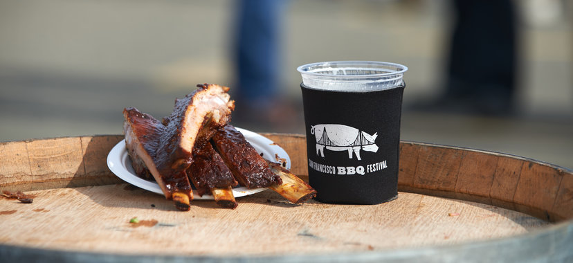 The San Francisco BBQ Festival