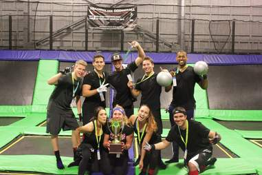 House of Air Adult Dodgeball