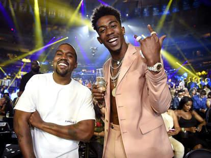 Desiigner Kanye West VMAs Panda