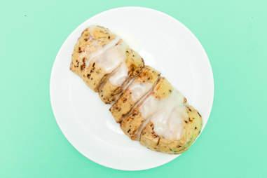 pillsbury cinnamon roll sous vide