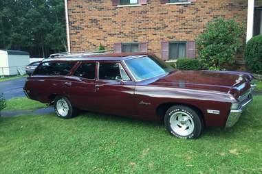 1968 Chevrolet Biscayne Impala For Sale