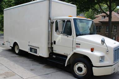 Freightliner FL60 Refrigerated Truck For Sale