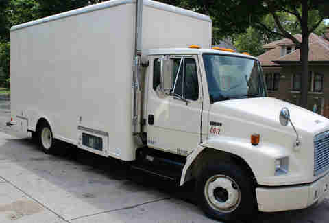 Freightliner FL60 Refrigerated Truck For Sale