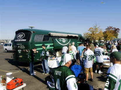 Great Tailgating Vehicles