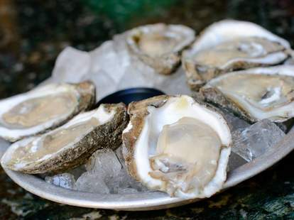 Great oysters and Creole food at Royal House Oyster Bar in New Orleans