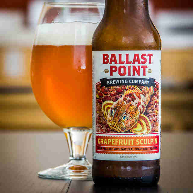 grapefruit sculpin ballast point