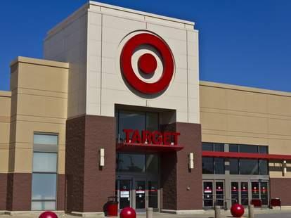 target employee first week