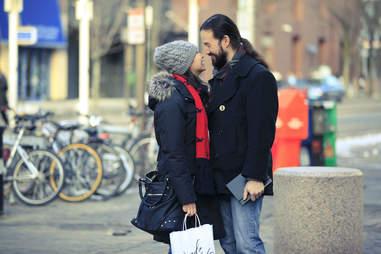 boston couple