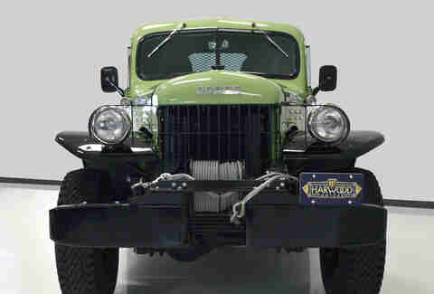 Dodge 6x6 Power Wagon