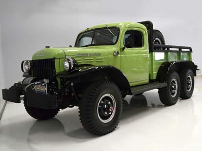 Dodge 6x6 Power Wagon