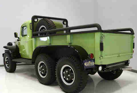 Dodge Power Wagon 6x6 For Sale