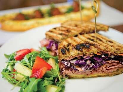 presto cafe sandwich and salad las vegas