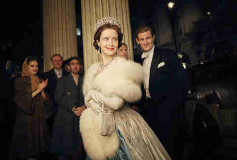claire foy matt smith netflix the crown