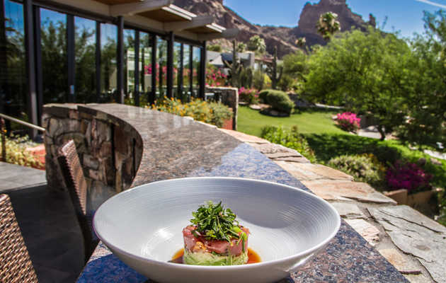 Every Hotel You Should Eat at in the Valley