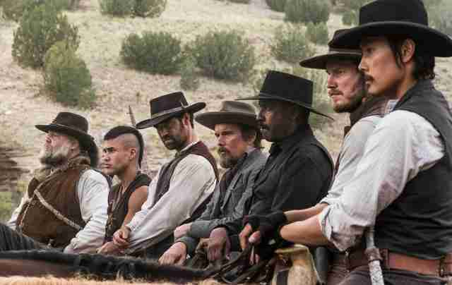 magnificent 7 fall 2016 movies