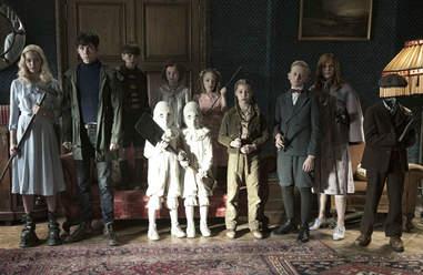miss peregrine's peculiar children fall movies 2016