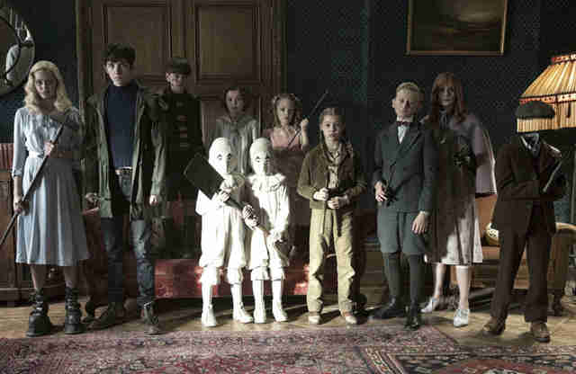 miss peregrine's peculiar children fall movies 2016