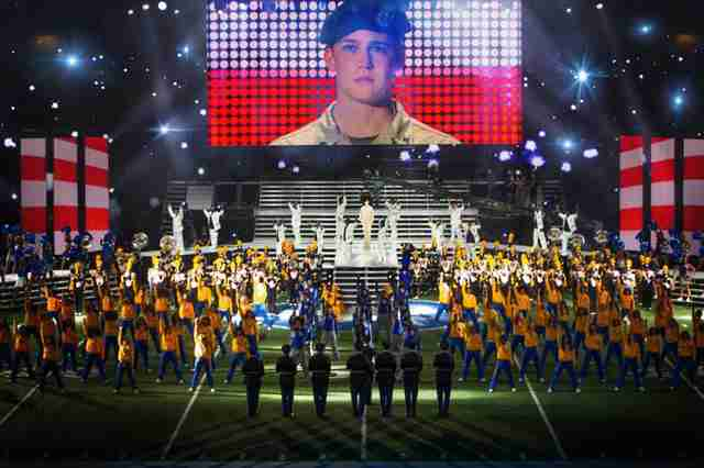 billy lynn's halftime walk fall 2016 movies