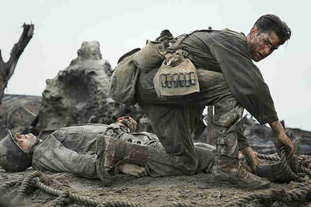hacksaw ridge fall 2016 movies